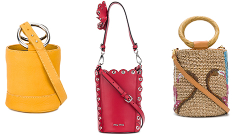 A Must Have: Bucket Bags