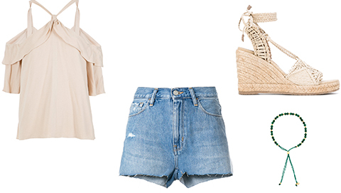 How to Pull Off Shorts & Wedges