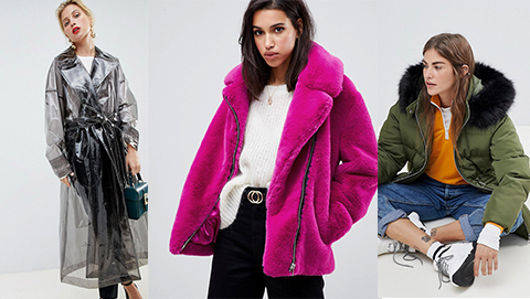 ASOS Jackets for Fall