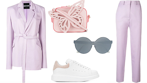 Pastel Colors for Spring