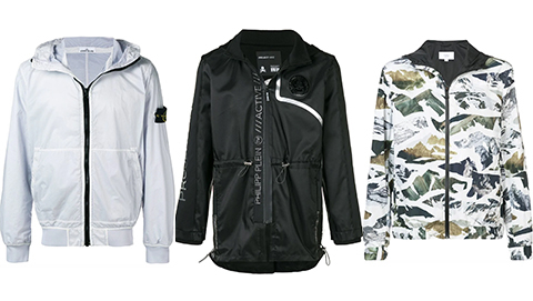 Technical Jackets for Everyday
