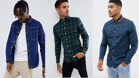 Perfect Spring Shirts